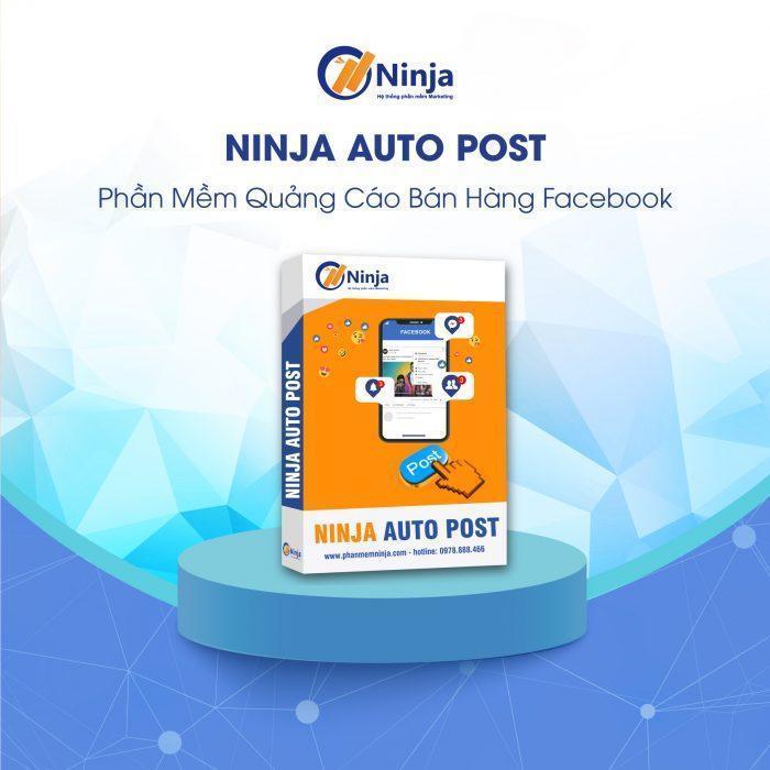 Phần mềm đăng tin quảng cáo ninja auto post tự động
