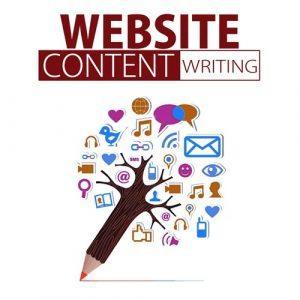 viết content cho website