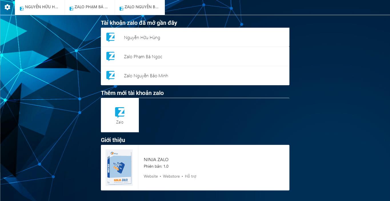 Phần mềm quản lý tin nhắn zalo
